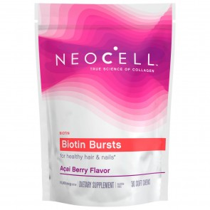 NeoCell Biotin Bursts 30ct