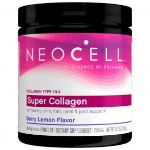 Neocell Super Collagen Berry Lemon 6,600mg 7 oz (198 Grams)