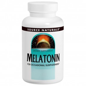 Source Naturals Melatonin -- 5 mg - 120 Tablets