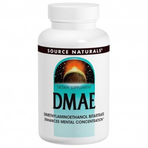 Source Naturals DMAE 351 mg 200 Tablets