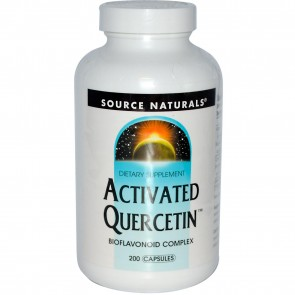 Source Naturals- Activated Quercetin, 50 Capsules