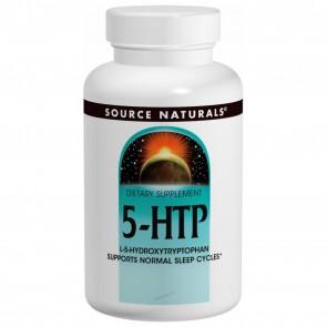 Source Naturals 5-HTP 100 mg 60 Capsules