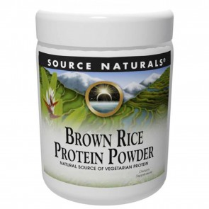 Source Naturals Brown Rice Protein 32 oz