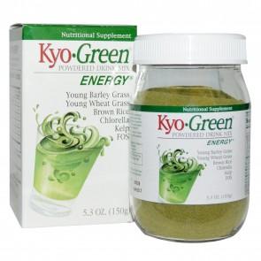 Kyo-Green Powdered Drink Mix, Energy - 5.3 oz
