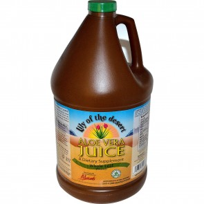 Lily Of The Dessert Aloe Vera Juice 128 oz