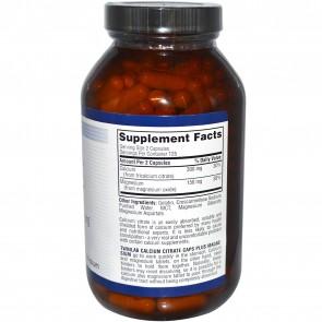 Twinlab Calcium Citrate Caps Plus Magnesium 250 Capsules