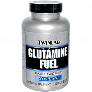 Twinlab Glutamine Fuel 120 capsules