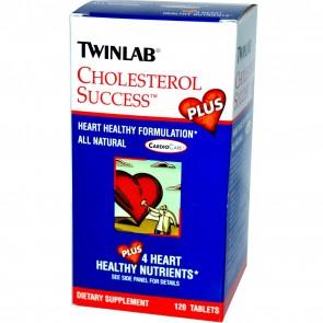 Twinlab Cholesterol Success 120 Tablets