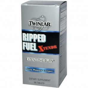 Twinlab Ripped Fuel Xtendr 90 Tablets