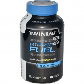 Twinlab Ripped Fuel 120 Tablets
