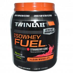 Twinlab ISO Whey Fuel Strawberry Kiwi 2 lbs