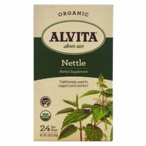 Alvita Nettle Leaf Tea Bags 24 bags