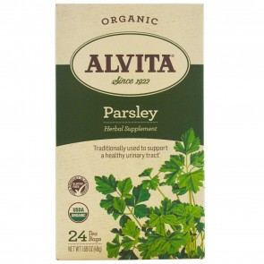 Organic Parsley Tea