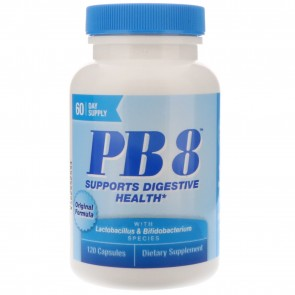 Nutrition Now-PB 8 Pro-Biotic Acidophilus 120 capsules