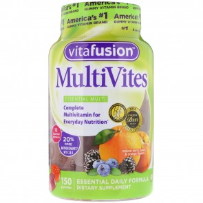 Vitafusion Multivites Gummy 100ct