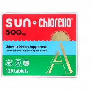Sun Chlorella 500mg 120tb
