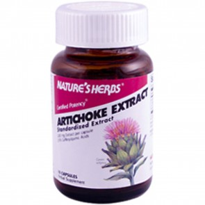 Nature's Herbs Artichoke Extract (100 MG) 60 Capsules