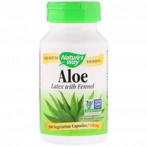 Nature's Way Aloe Vera 100 Capsules