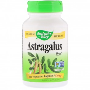 Nature's Way Astragalus 100 Capsules