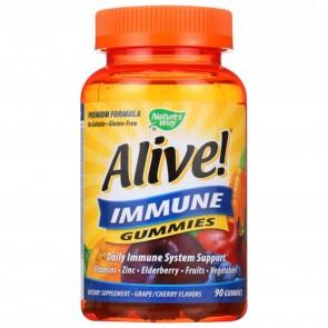 Natures Way Alive Immune Gummies