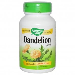 Nature's Way Dandelion Root 100 Capsules