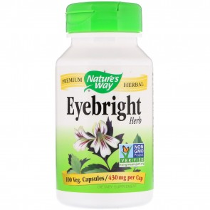 Eyebright Herb 100 Caps