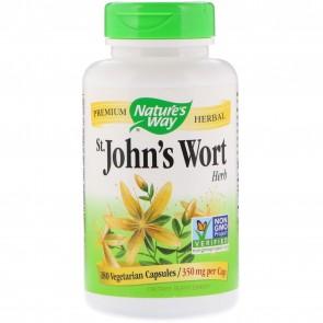 Nature's Way St John's Wort Herb 180 Capsules