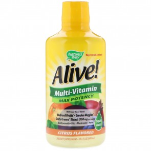 Nature's Way Alive Liquid Multi 30 fl oz