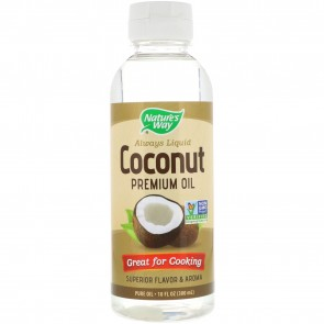 Liquid Coconut Oil 10oz