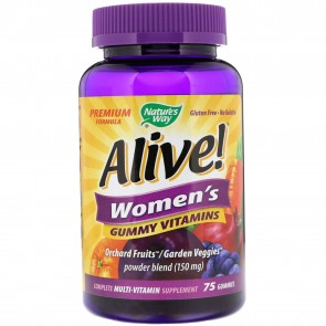 Nature's Way Alive! Women's Vitamins 75 Gummies