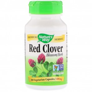 Nature's Way-Red Clover 100 Capsules