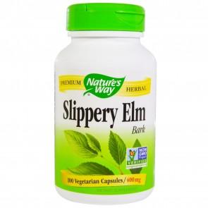 Nature's Way-Slippery Elm Bark 100 Capsules