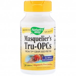 Nature's Way-Tru-OPC's 75mg 90 Tablets