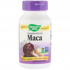 Nature's Way-Maca Extract 450mg 60 Capsules