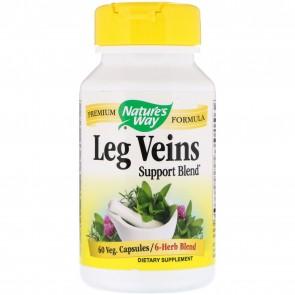 Nature's Way Leg Veins with Tru-OPCs 435 mg 60 Capsules