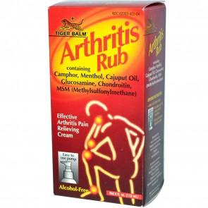 Tiger Balm Arthritis Rub 4 fl oz
