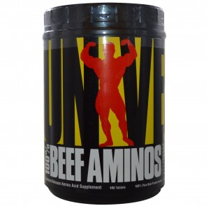 Universal Nutrition 100% Beef Aminos 400 Tablets