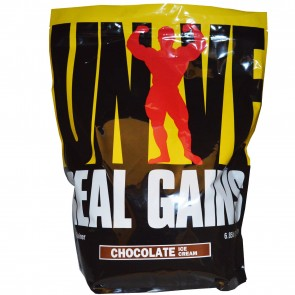 Universal Nutrition Real Gains Chocolate 6.85 lbs