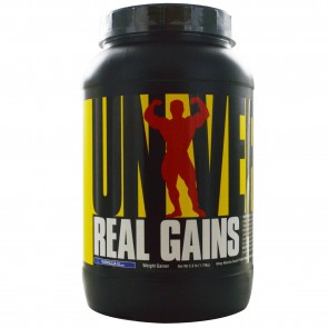 Universal Nutrition Real Gains Vanilla Ice Cream 3.81 lbs