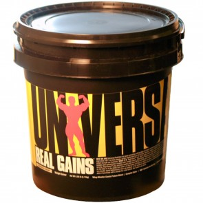 Universal Nutrition Real Gains Cookies & Cream 6.85 lbs