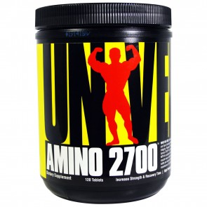 Universal Nutrition Amino 2700 120 Tablets