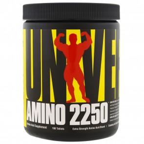 Universal Nutrition Amino 2250 100 Tablets
