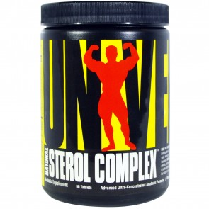 Universal Nutrition Sterol Complex 90 Tablets