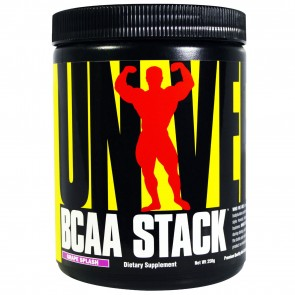 Universal Nutrition BCAA Stack Grape Splash 250 Grams