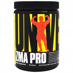 Universal Nutrition, ZMA Pro, Hormone Support Supplement, 90 Capsules