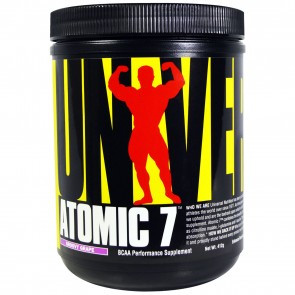 Universal Nutrition Atomic 7 Grape Splash 412 g