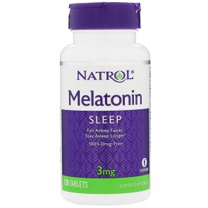 Melatonin 3mg 120tb