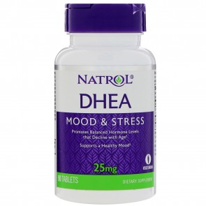 Natrol- DHEA 25 mg 90 Tablets