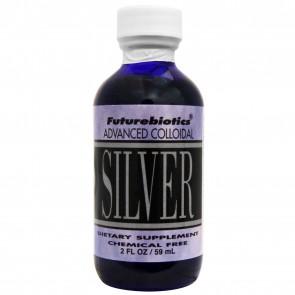 FutureBiotics, Advanced Colloidal, Silver, Chemical Free, 2 fl oz (59 ml)
