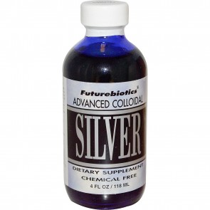 FutureBiotics Advanced Colloidal Silver 4 oz